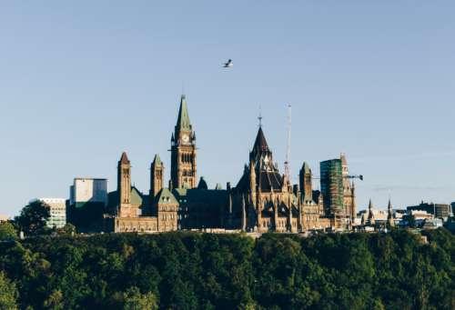 parliament landmark ottawa canada government