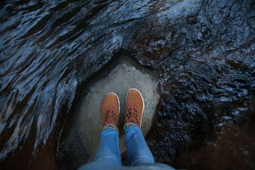 standing rock water shoes jeans