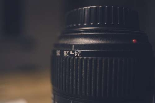camera lens black photography blur