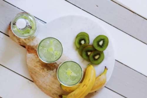 dieting glass bottle water juice