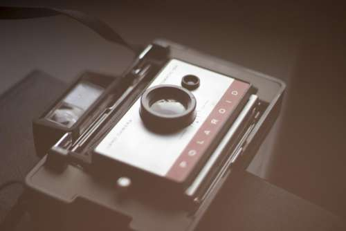 technology photography gadgets camera polaroid