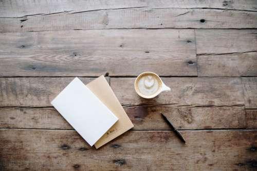 notepad notebook journal pen writing
