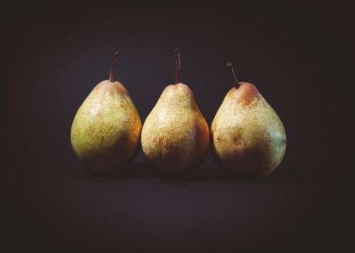 food eat fruits pears line