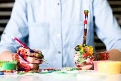 paint painting brush artist art