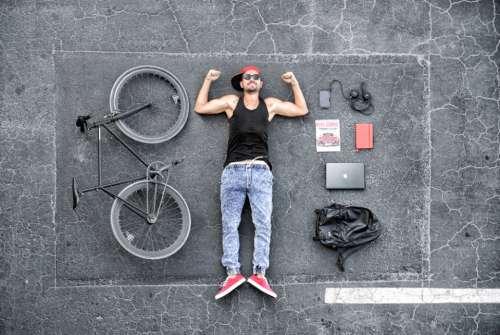 man city essentials bike cycle