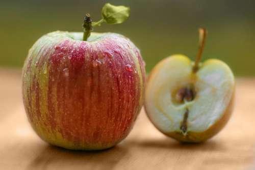 red apple fruit food juicy