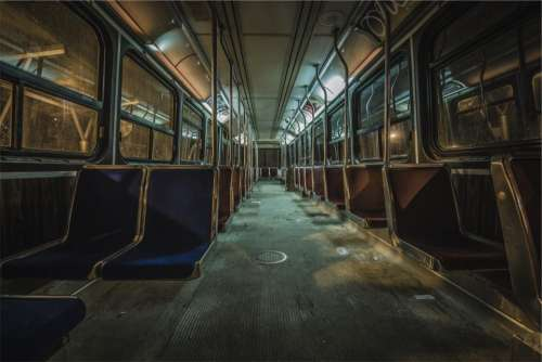 bus seats transportation