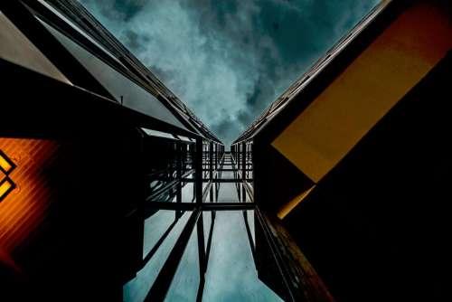 building structure architecture design sky