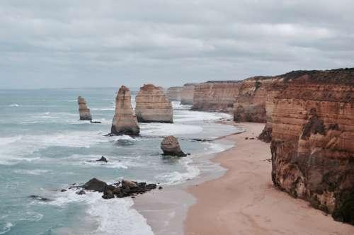 The Twelve Apostles, Melbourne, Australia