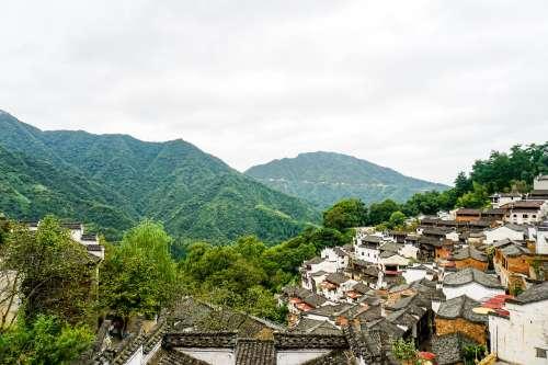 Wuyuan Town, Jiang Xi, China.