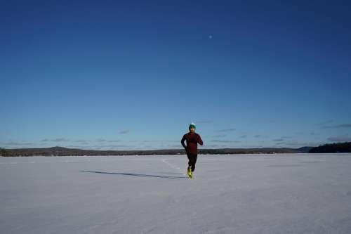 Snow Run Photo