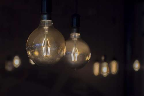 lightbulb light bulb glass fragile