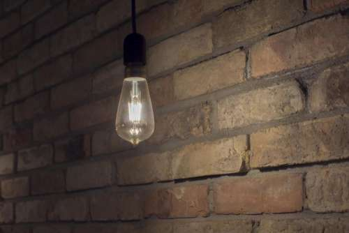 lightbulb light bulb glass fragile