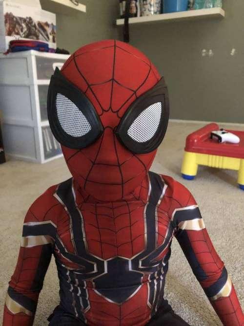 spider man spiderman costume kids