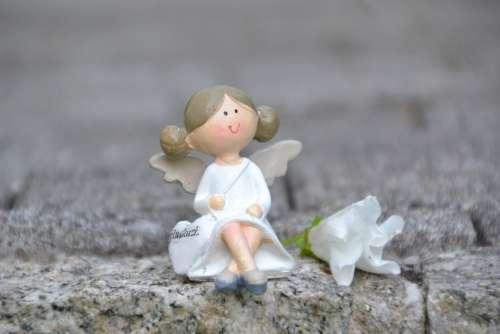 Angel Figure Wing Angel Figure Little Angel