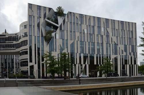Architecture Modern Building Facade City