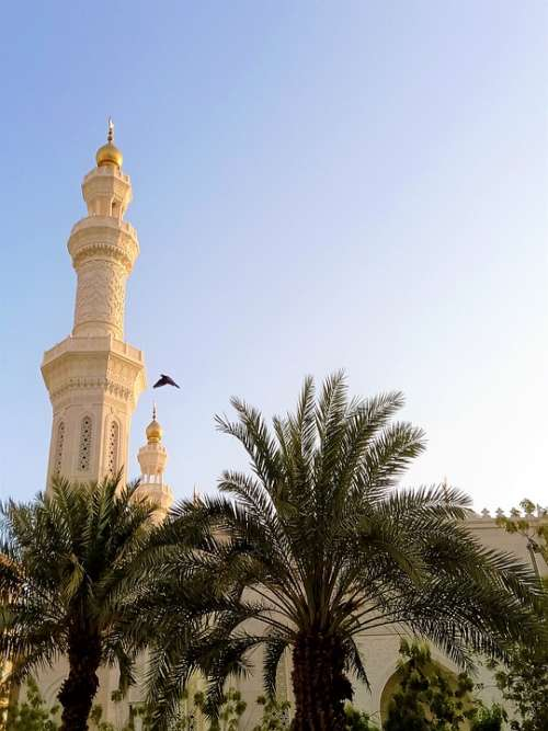 Architecture Cami Minaret Islam Travel Religion
