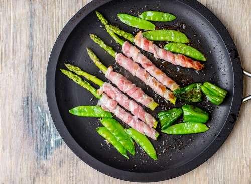 Asparagus Breakfast Nutrition Dish Egg Appetizer
