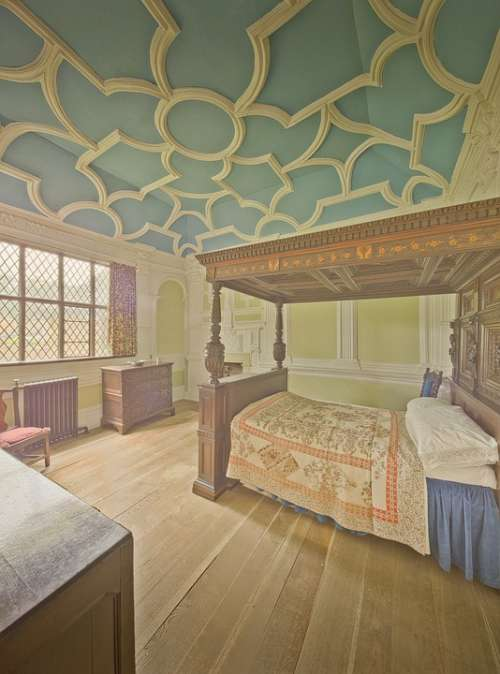 Astley Hall Astley Hall Halls Room Rooms Bed