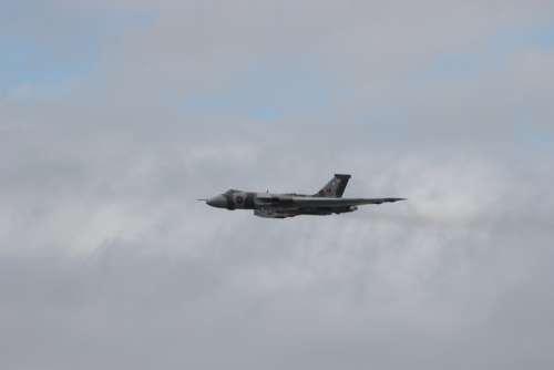 Avro Vulcan Plane Jet Aviation Nuclear Flight Air