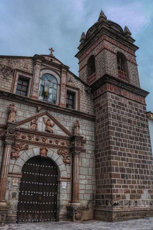 Ayacucho Peru Tourism Sierra To Watch Portrait