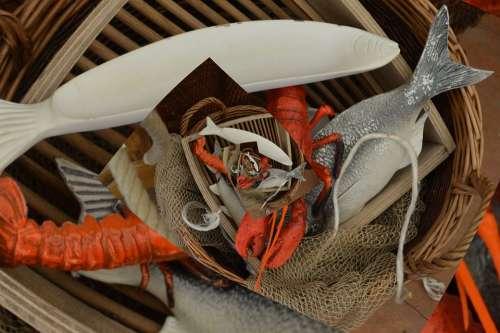 Basket Fish Fishing Lobster Catch Equipment