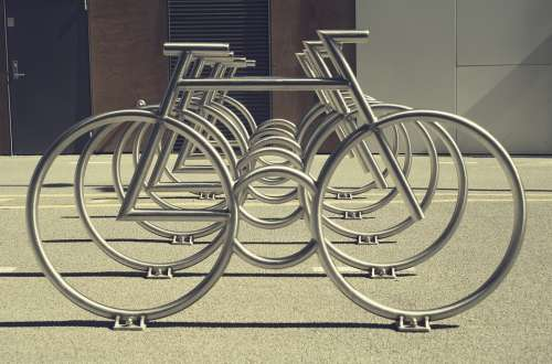 Bicycle Urban Street City Cycling Cycle