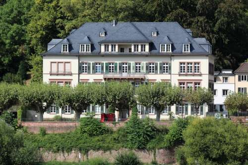 Blankenburg Hartz Trees House In The Green