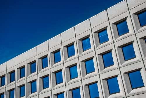 Blue Sky Architecture Windows