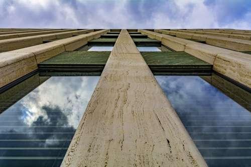 Building Sky Sandstone Architecture City Modern