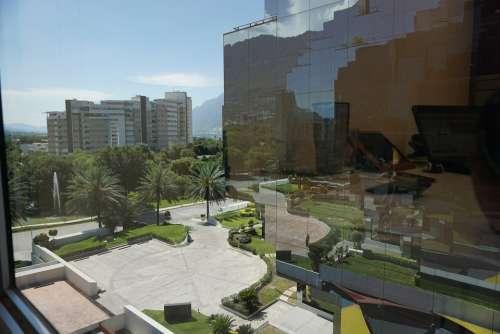 Building Offices Monterrey San Pedro Garza