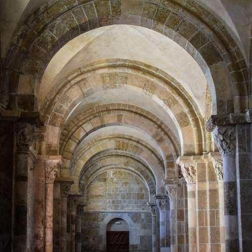 Building Architecture Structure Arches Vault