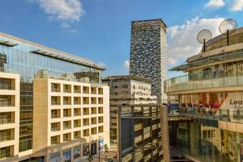Buildings Architecture Contemporary City Urban