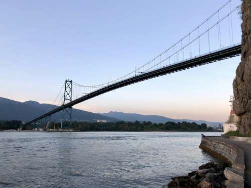 Canada Bc British Columbia Vancouver North Shore