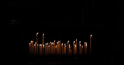 Candles Fire Flame Light Candle Burn Lights