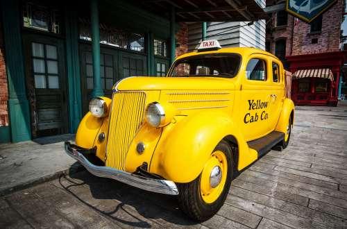 Car Oldcar Classic Vintage Color Travel Old