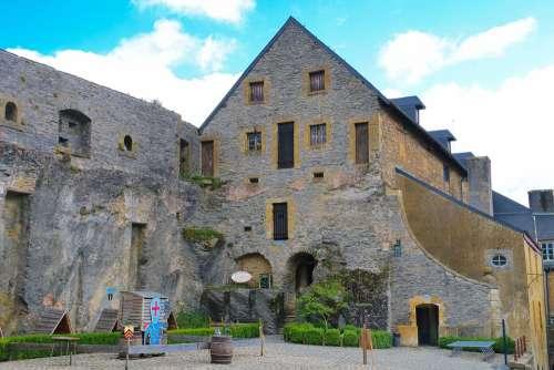 Castle Broth Belgium Medieval Visit Landscape