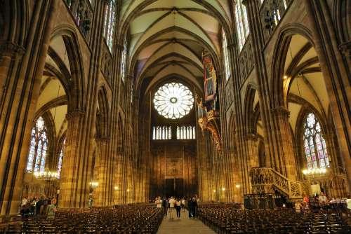 Cathedral Church Architecture Religion Dom