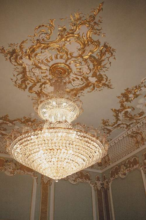 Chandelier Light Ceiling Welcome