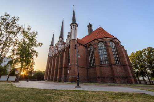 Church Cathedral Architecture Building Gothic