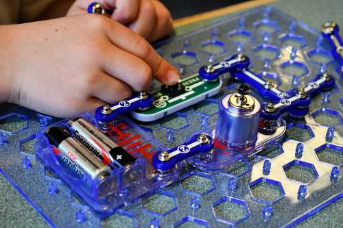 Circuitry Child Learning Electronics