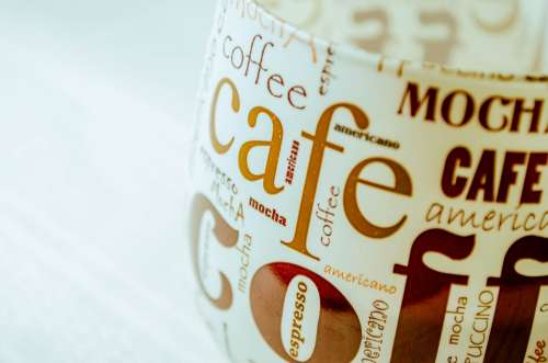 Coffee Fragrances Morning Macro