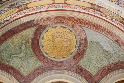 Cover Painting Mural Belvedere Castle Pfingstberg