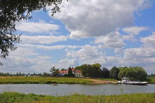 Daylight Saving Time Limburg Ferry Mesh