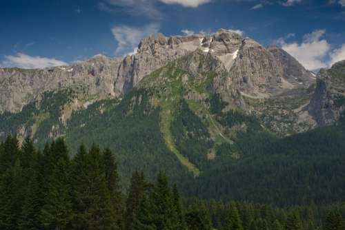 Dolomites The Adamello-Brenta Nature Park Trekking