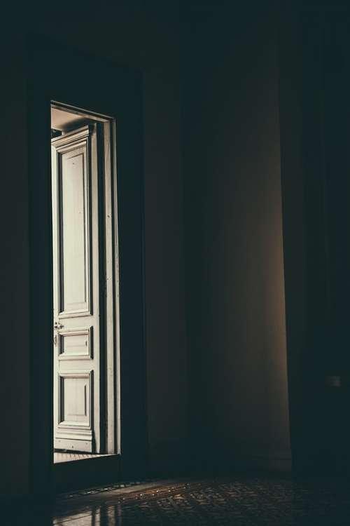 Door Indoor House Entrance Architecture