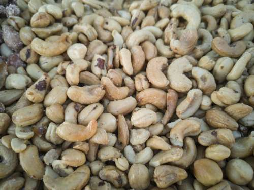 Dried Fruits And Nuts Shelled Healthy Food Vitamin