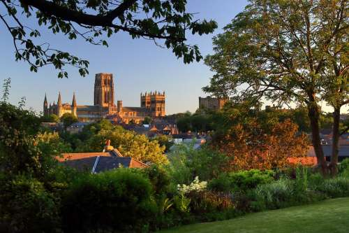 Durham Cathedral England Architecture Church