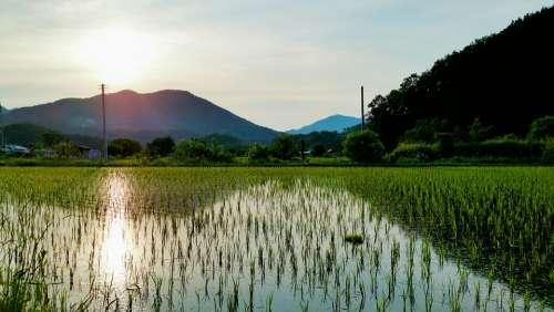 Earth Asia Korea Nature Landscape Sky Mountain