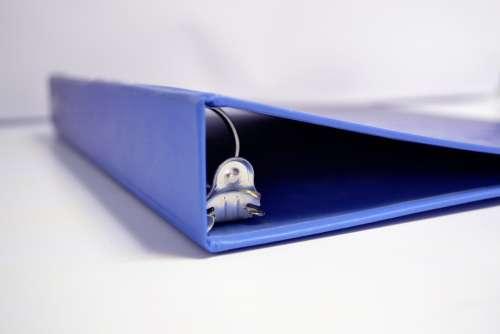 Folder Portfolio Address Book Notebook Leaves